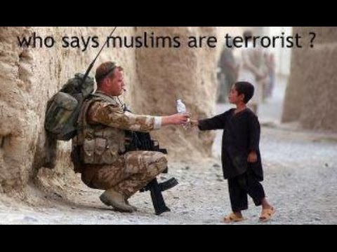 Muslims are Not Terrorists. Islam is not Terrorism