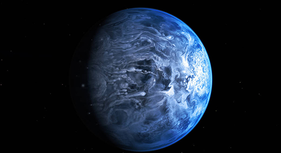 Deceptive Looking World Leads To Terror On Exoplanet HD 189733 b, Say NASA Researchers