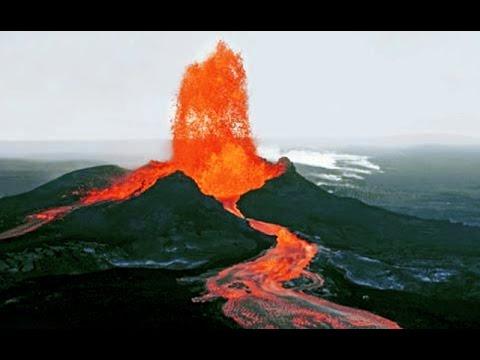 Hawaii Volcanic Eruption