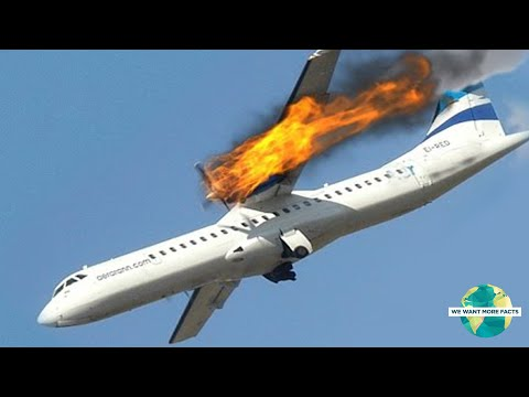 5 Horrifying Plane Crashes Caught On GoPro