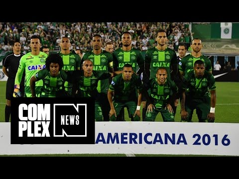 Brazilian Soccer Players Die in Colombia Plane Crash
