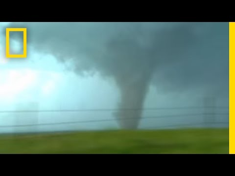 Tornadoes, Lightning in Rare Video | National Geographic