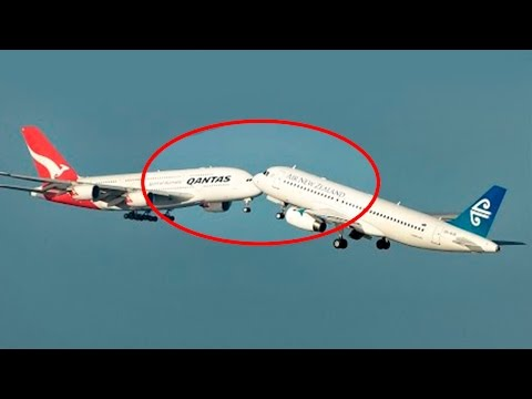 5 Plane Crashes Caught On Camera & Spotted In Real Life!