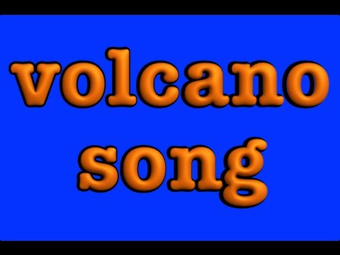 Volcano Song