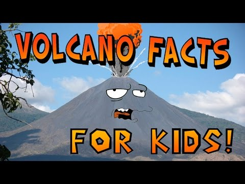 Volcano Facts for Kids!
