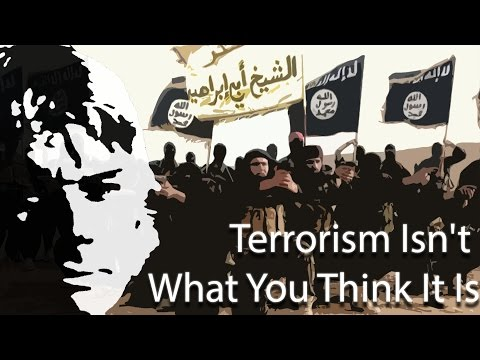 Terrorism Isn't What You Think It Is – David Icke