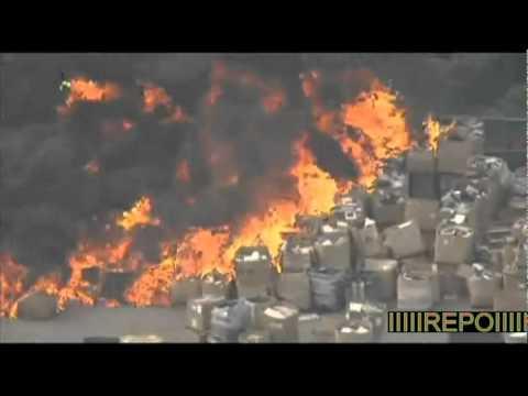 Philadelphia,PA Multiple alarm fire