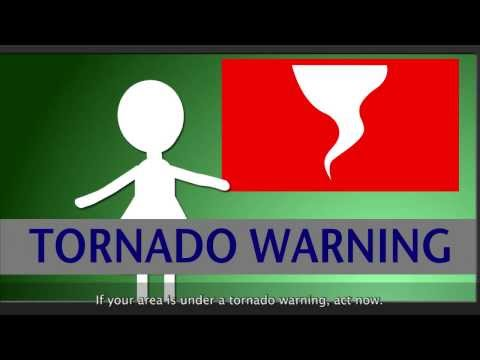 Get Weather Ready: During a Tornado