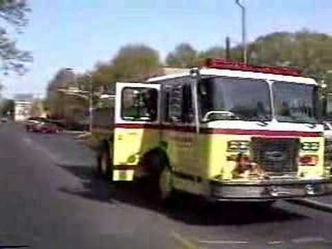 Newark Multi-Alarm House Fire