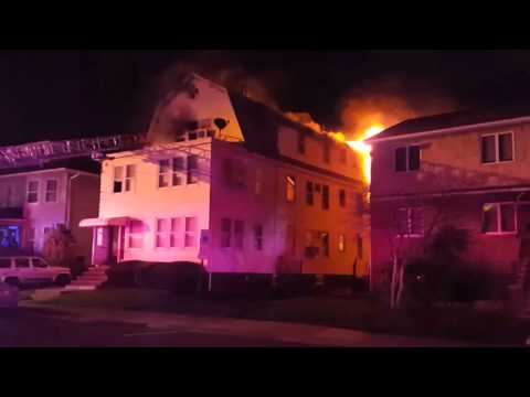 (JEFFSTANG'S) NEW JERSEY MULTI-ALARM FIRE'S WINTER 2016