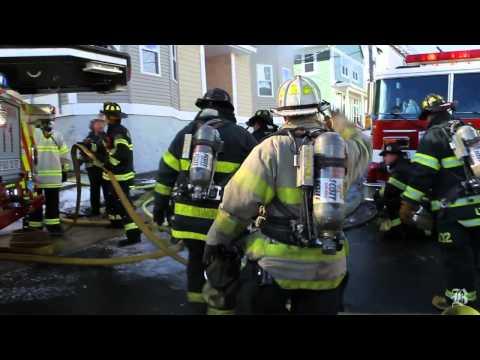 Multiple alarm fire in Chelsea