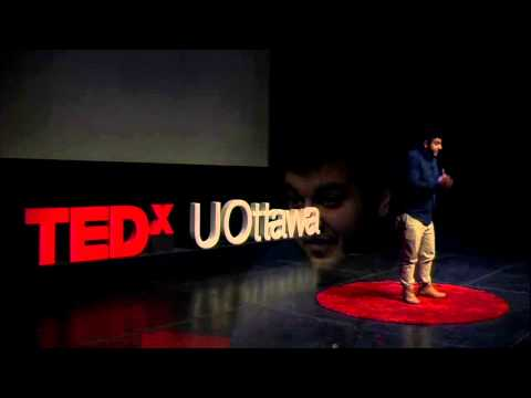 Terrorism and Islam | Gabi Ghannoum | TEDxUOttawa