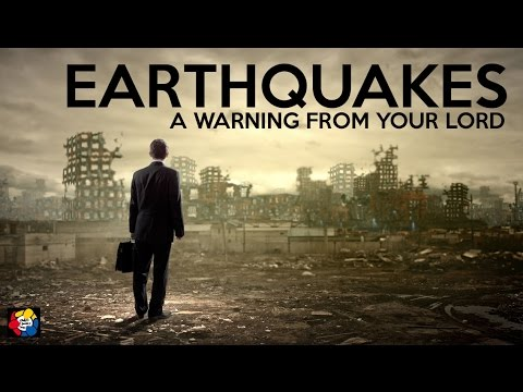 EARTHQUAKES | A WARNING FROM YOUR LORD | POWERFUL REMINDER