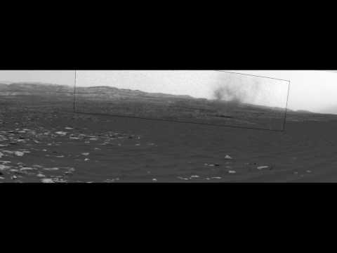 Mars – Tornadoes + 360 View