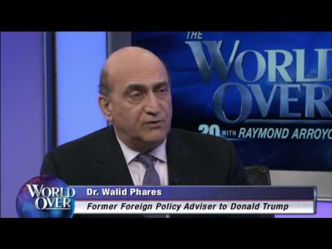 World Over – 2017-03-30– Terrorism and the West, Walid Phares with Raymond Arroyo