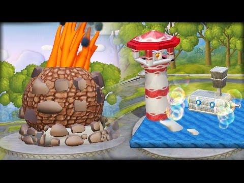VOLCANOES! OCEANS! METEORS! BUILD A CIVILISATION | Spore (Let's Play Spore Part 8)
