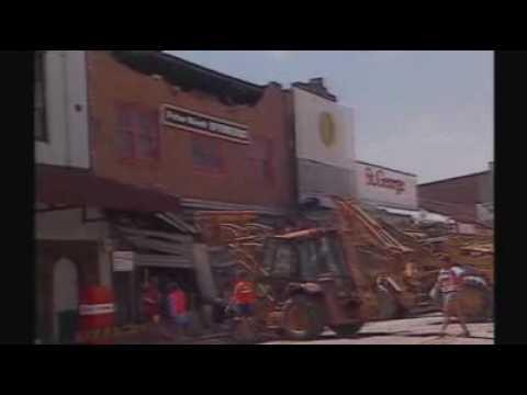 Flashback: The Newcastle earthquake