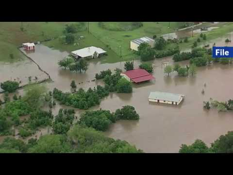 Tornadoes and Severe Floods Hit South and Midwest