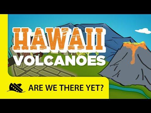 Hawaii: Volcanoes – Travel Kids In North America