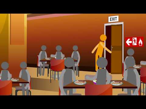 How to Survive an Active Shooter or Terrorist Attack – Animation