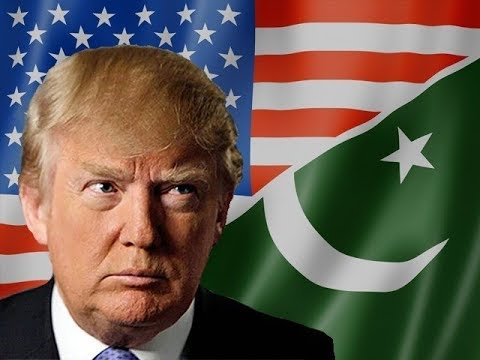 Donald Trump accuses Islamabad of supporting terrorism
