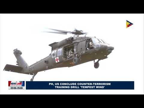 PH, US conclude counter-terrorism training drill 'Tempest Wind'