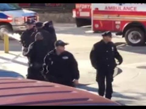 Manhattan attack leaves 6 people dead, police investigate attack as terrorism