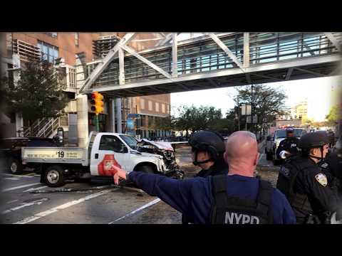 8 killed in suspected terrorism attack in NYC