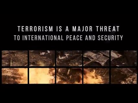 Terrorism is a major threat to International Peace and Security