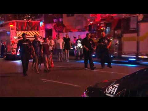 Terrorism not ruled out in Toronto shooting