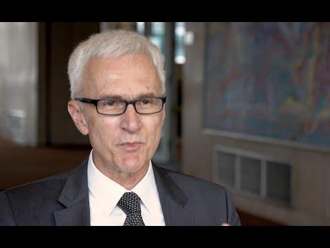 Interpol Chief on Counter Terrorism