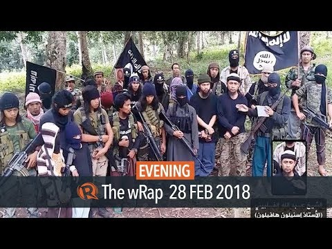 U.S. tags 'ISIS-Philippines' as foreign terrorist group