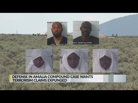 Attorneys argue to remove terrorism claims from Amalia compound case documents