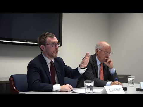Andrew Small: China, Xinjiang, and the Terrorism Question