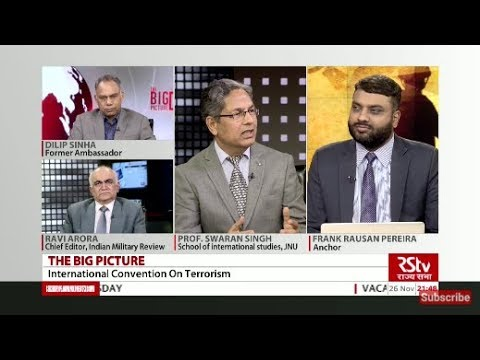 The Big Picture – International Convention on Terrorism