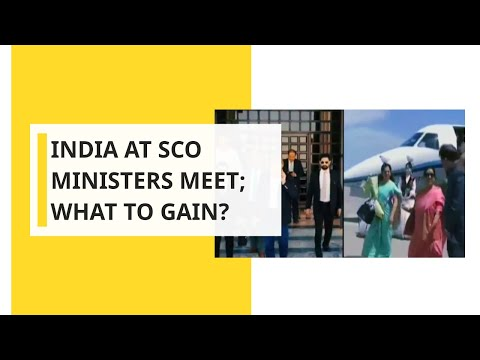India at SCO Foreign Ministers meet; likely to raise issue of terrorism