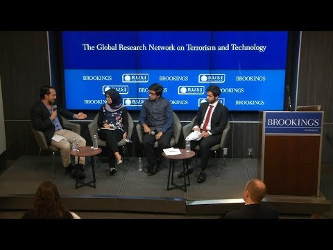 Global Research Network on Terrorism and Technology: The inaugural conference – Part 2