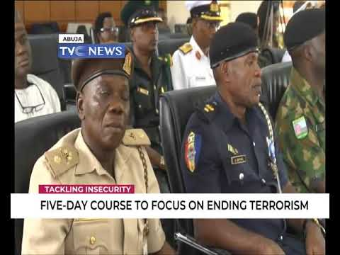 Two-day course to focus on ending terrorism