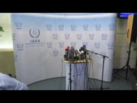 Iran IAEA amb: US sanctions 'economic terrorism'