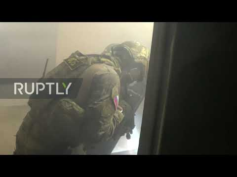 Russia: Suspected IS militant killed during counter-terrorism operation in Saratov
