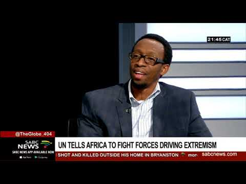 Africa's fight against terrorism, and extremism: Dr. Akinola Olojo