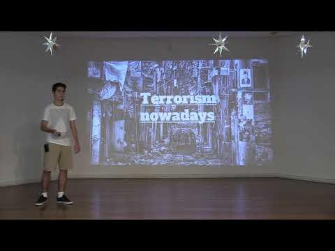 Terrorism around the world |  Thomas Trevisan | Colégio Farroupilha