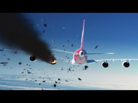 Miraculous: A Giant Plane's Tense Crash Landing