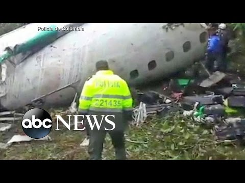 Brazilian Team Plane Crash: How Six Survived