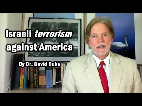 Israeli Terrorism Against America