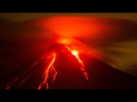Volcano – Fire Breathing Mountains : Documentary on Volcanoes (Complete Documentary)