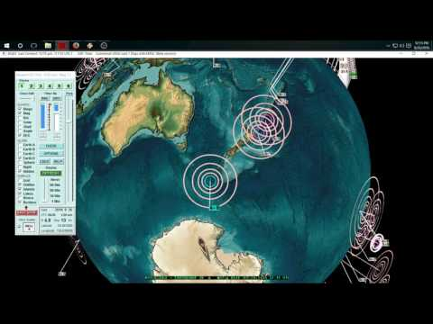 9/26/2016 — Major Earthquake Unrest — West Coast USA Swarm, Deep Earthquakes + CERN