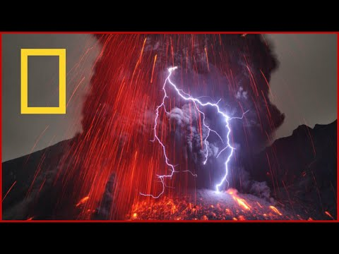 National Geographic Documentary – Volcanic Eruptions Horrific Disaster – Nat geo Wild