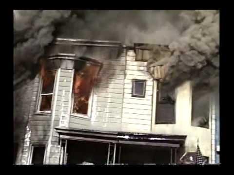 Jersey City Multiple Alarm Fire