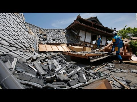 BEGIN Japanology – Earthquakes